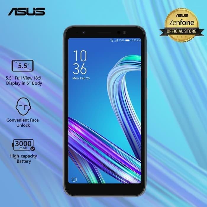 harga Asus zenfone live l1 za550kl 2 gb / 16 gb - ekstra slot sd card Tokopedia.com