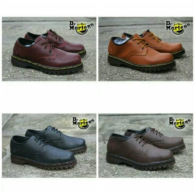 Jual Sepatu Boots Dr Martens 3hole Ori Kuning 40 Kab