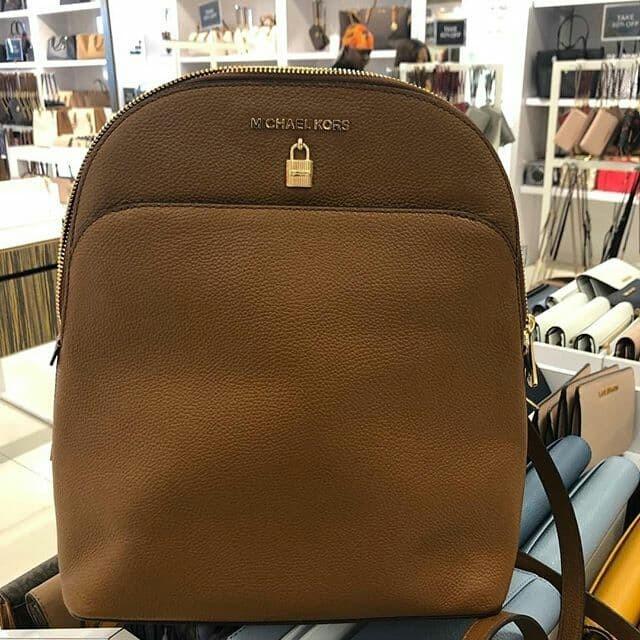 2c557f2d771b Jual Tas Michael Kors original - Mk adele large backpack luggage to ...