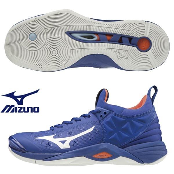 Jual Sepatu Voli Mizuno Wave Momentum Low Pantone Reflex New