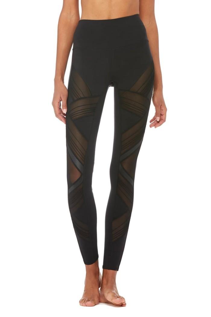 b1d2ff0cf5b08 Jual ALO YOGA XS Ultimate High Waist Legging - BLACK Celana Gym ...