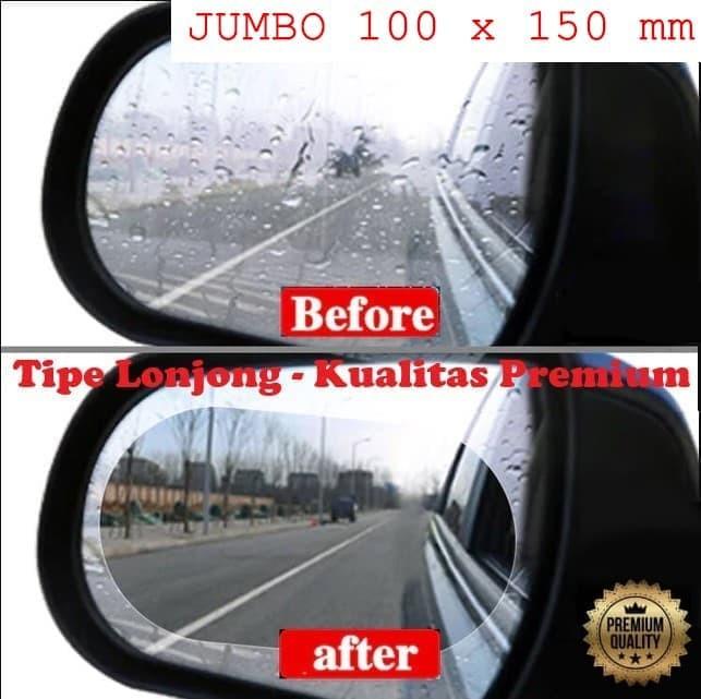 ANTI FOG Pelindung Spion Mobil Mitsubishi T120-SS Pick Up Anti Embun