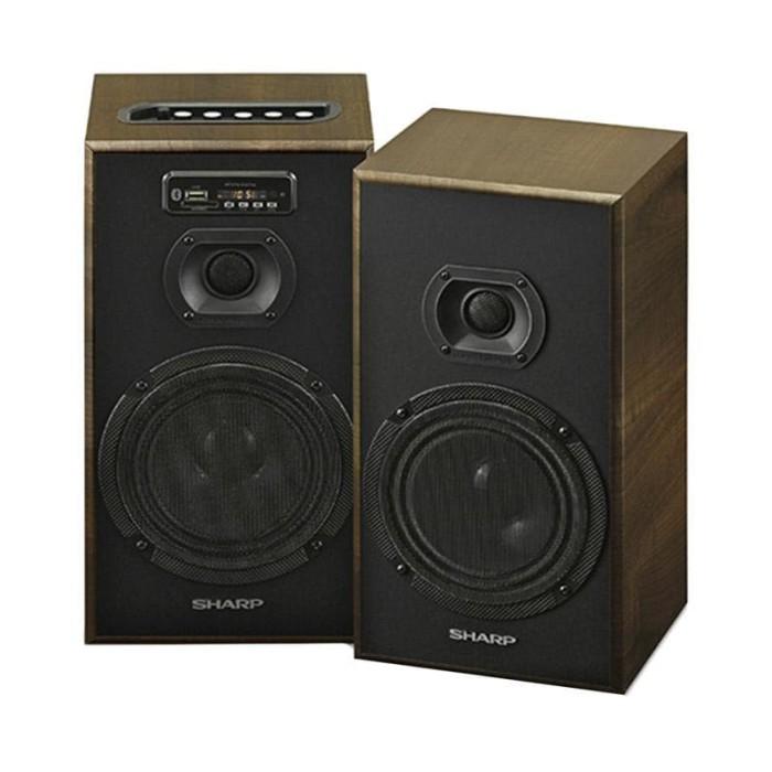 Foto Produk Speaker aktif multimedia Sharp CBOX-625UBO dari Atom jaya