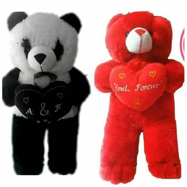 Boneka Teddy Bear 75 Cm Beruang Jumbo Teddy Bear Besar - Daftar ... 4067cb5b8a