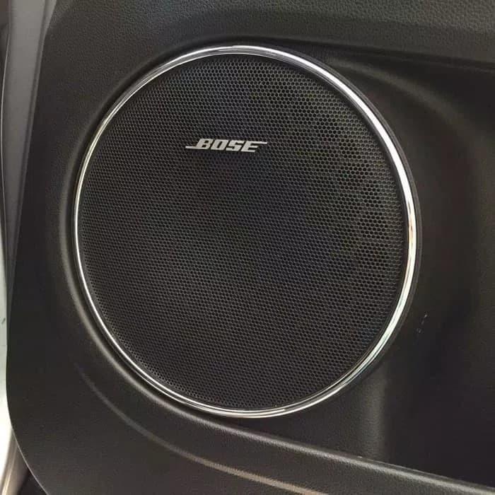 Bose Car Audio >> Jual Emblem Speaker Bose For Car Audio Dki Jakarta Renita Store Tokopedia