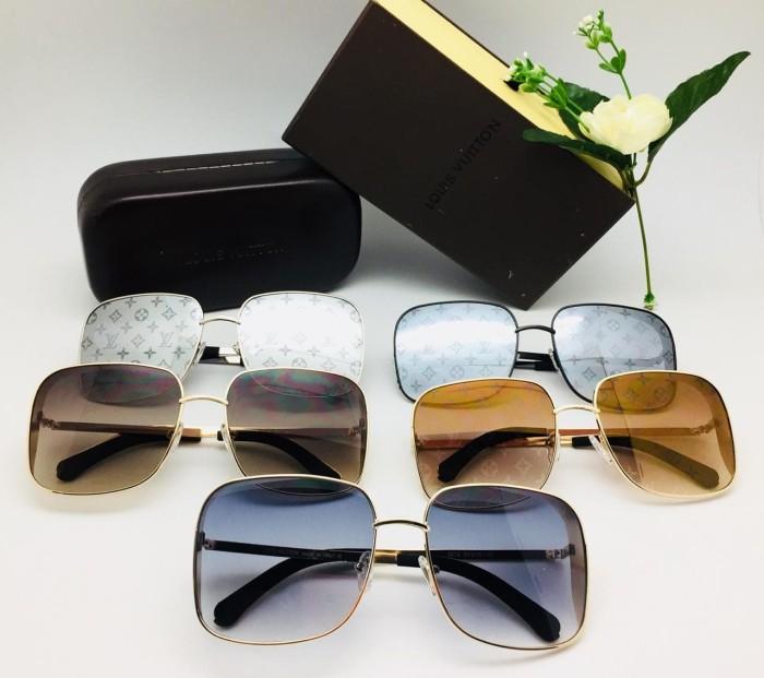 cd4179bfee6 Jual Kacamata Louis Vuitton Stella 2612 Sunglasses Wanita - coklat ...