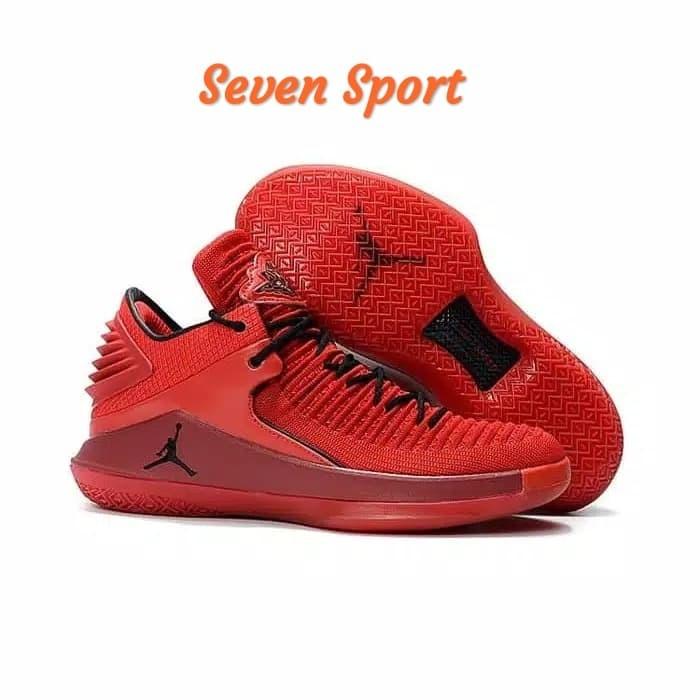 c2e7cf6b0c73da Jual Sepatu Nike Air Jordan 32 XXXII Low Red Perfect Kick Original ...