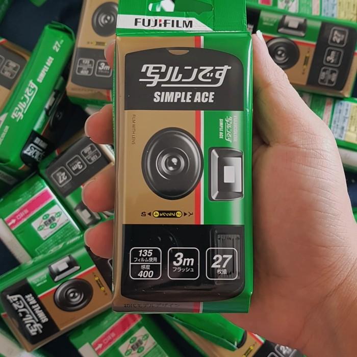 Fujifilm Disposable Camera Iso 400