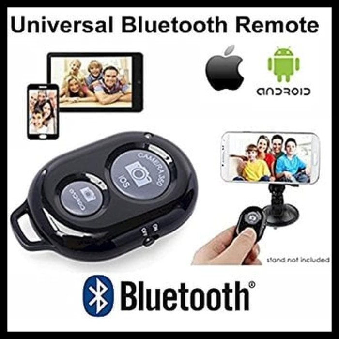 HOT SALE Tomsis (Tombol Narsis) Bluetooth Shutter Button Camera