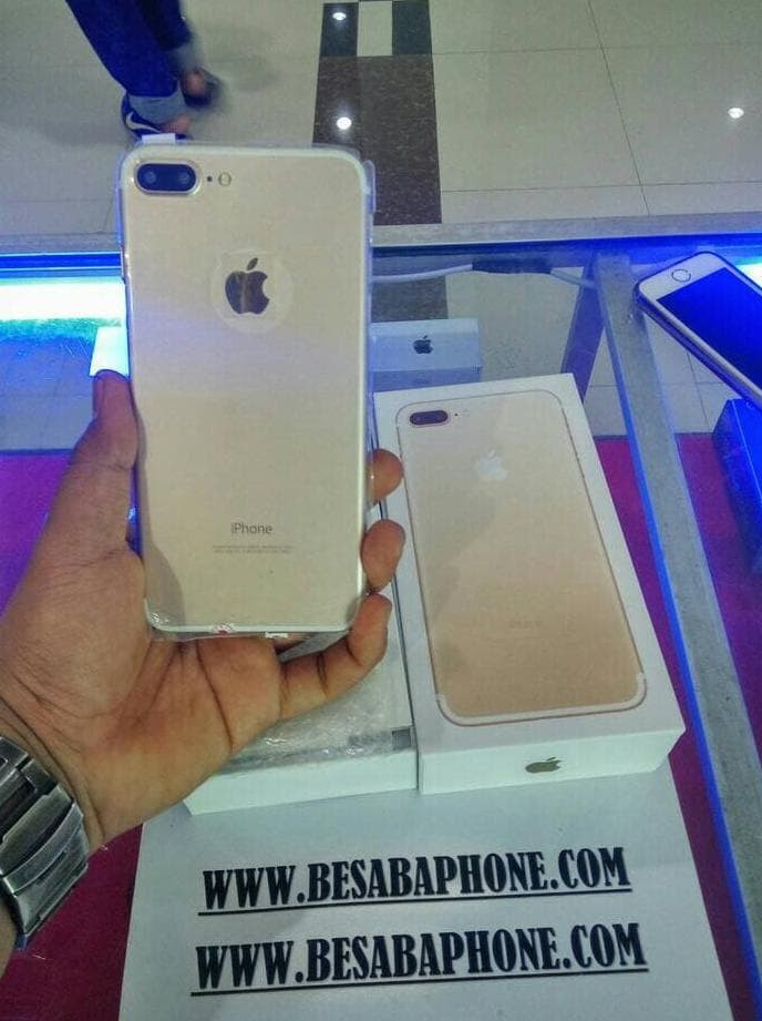 harga PROMO IPHONE 7 PLUS HDC ULTRA PRIME 32GB NEW PRODUCT Tokopedia.com