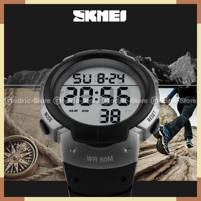 Jual SKMEI DG1068 Jam Tangan Pria Digital Sport Cowok LED WR 50M ... bbe48661e8