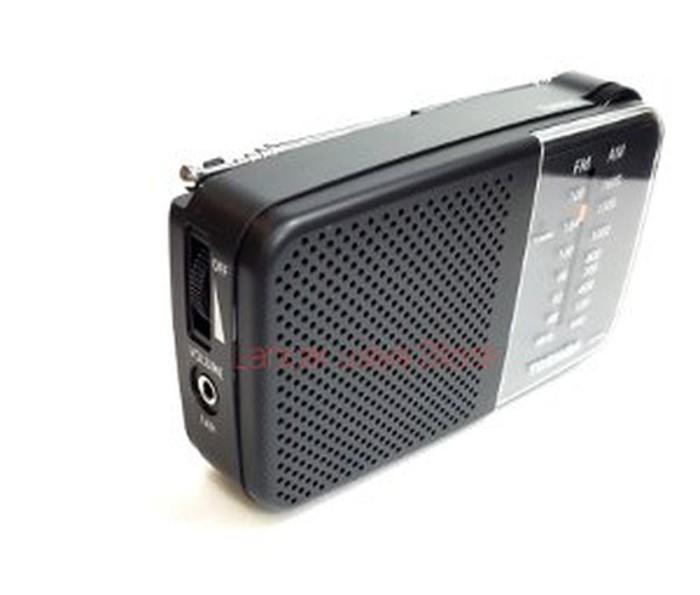 Promo Radio Toshiba TX PR20 Hitam Portable Radio Toshiba TX PR