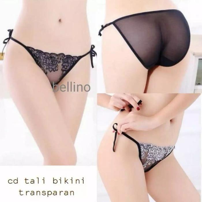 Update Harga Celana Dalam G String Bikini Tali Samping Transparan 2 ... ed3b29efaa
