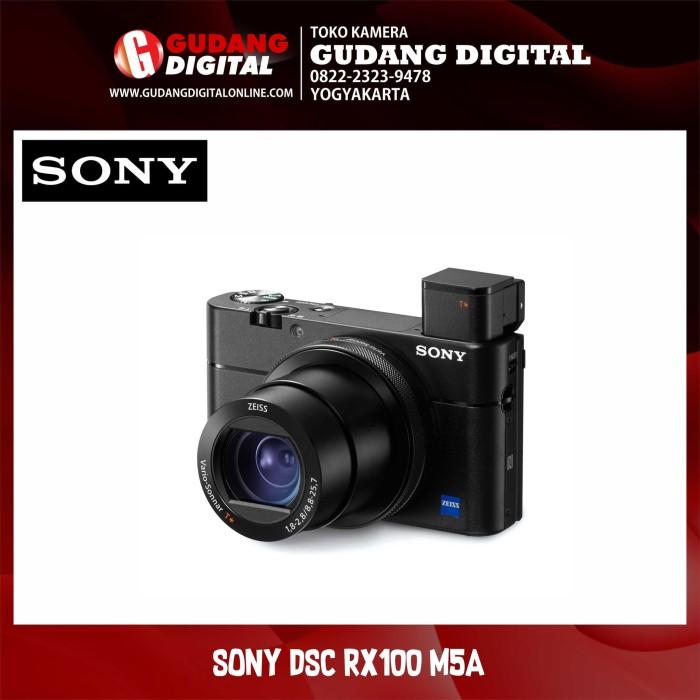 Kamera sony cyber-shot dsc-rx100 m5