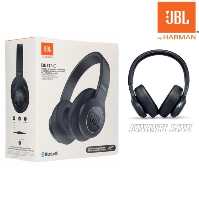 01478b98cc0 JBL Duet NC Headphones Over-Ear Noise Cancelling Wireless Bluetooth