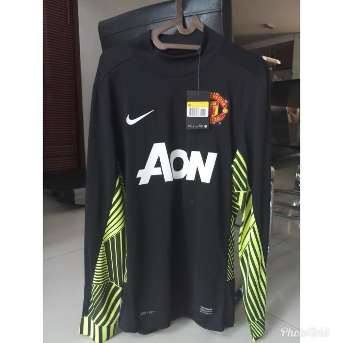 new concept bd8c8 7c4c6 Jual Manchester United GK Jersey 11/12 (S) - DKI Jakarta - Astya preloved |  Tokopedia