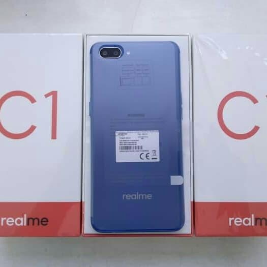 Jual Hp Realme C1 Ram 2gb Rom 106gb Kab Demak Yogafcass Tokopedia