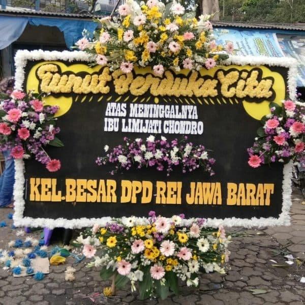 Jual Karangan Bunga Duka Cita Bandung Kota Jakarta Pusat Argun Shopping Online Tokopedia