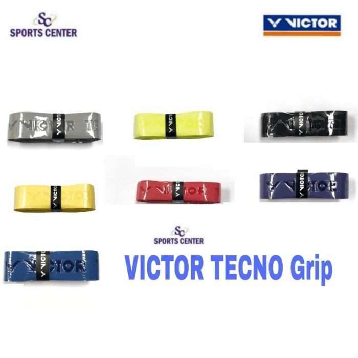 Foto Produk NEW !! Grip Badminton Victor TECNO / Victor Tecno Grip dari Sports Center
