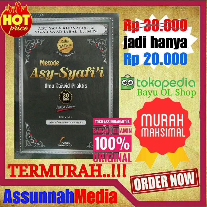 Foto Produk Buku Metode Asy-Syafi'i :Ilmu Tajwid Praktis dari Bayu OL Shop