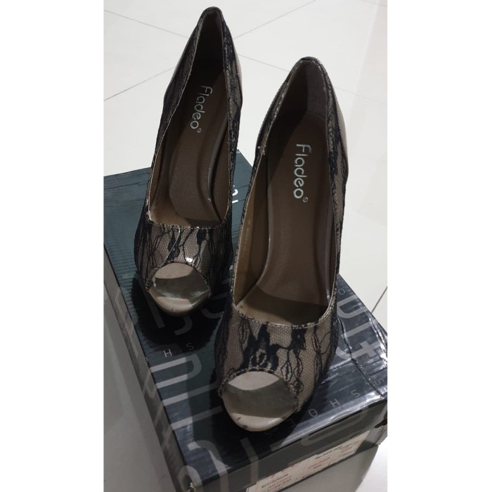 Jual fladeo high heels cek harga di PriceArea.com 70f470f5a6
