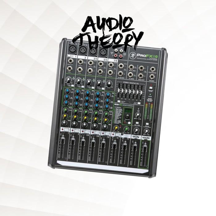 Jual Mackie PRO FX8V2 - Audio Mixer Original Garansi Resmi - AUDIO THEORY |  Tokopedia