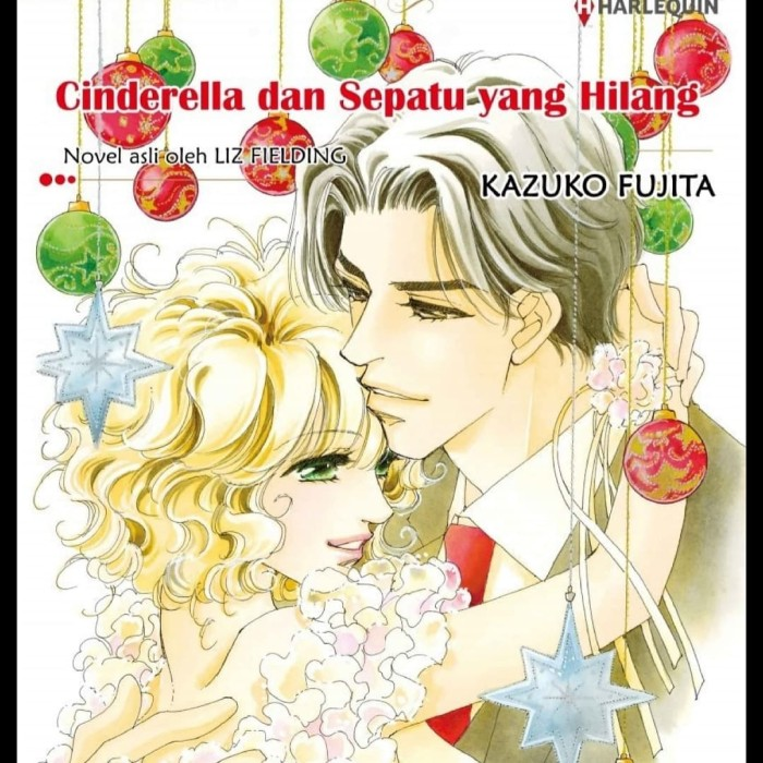 Komik Cinderella Ebook