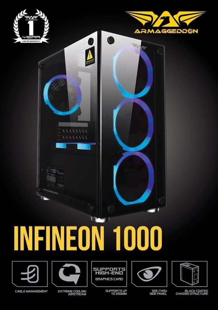 harga Pc rakitan gaming terbaru amd ryzen 3 2200 with vga radeon vega 8 Tokopedia.com