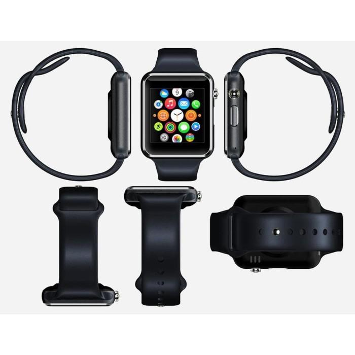 Murah - Smartwatch A1 Smart watch U10 Support Sim Card & Memory Card