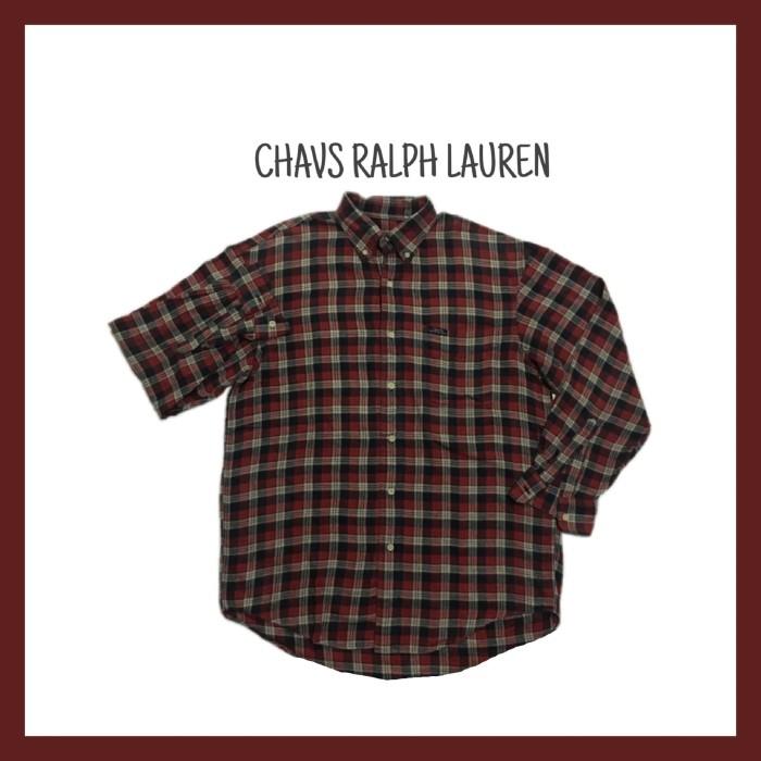 b3d9ffd7 Jual Kemeja Flannel Chaps Ralph Lauren - Kemeja Branded (Second ...