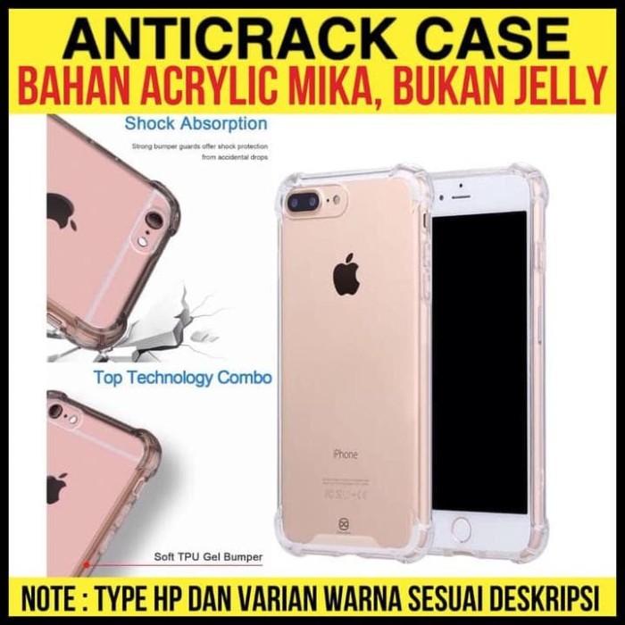 GRATIS ONGKIR Anti Crack Case / Anti Shock Case Iphone 5 , 5S, 5SE -