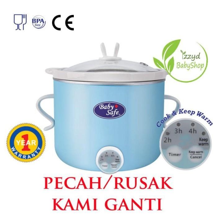 Baby safe Digital Slow Cooker LB007 LB008 LB009 Terlaris