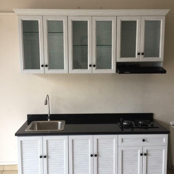 Jual Kitchen Set Aluminium Kab Tangerang Matrial Building Tokopedia