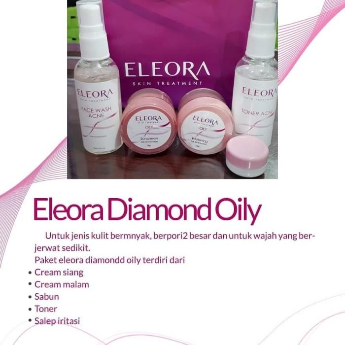 ELEORA DIAMOND OILY original/perawatan kulit berminyak