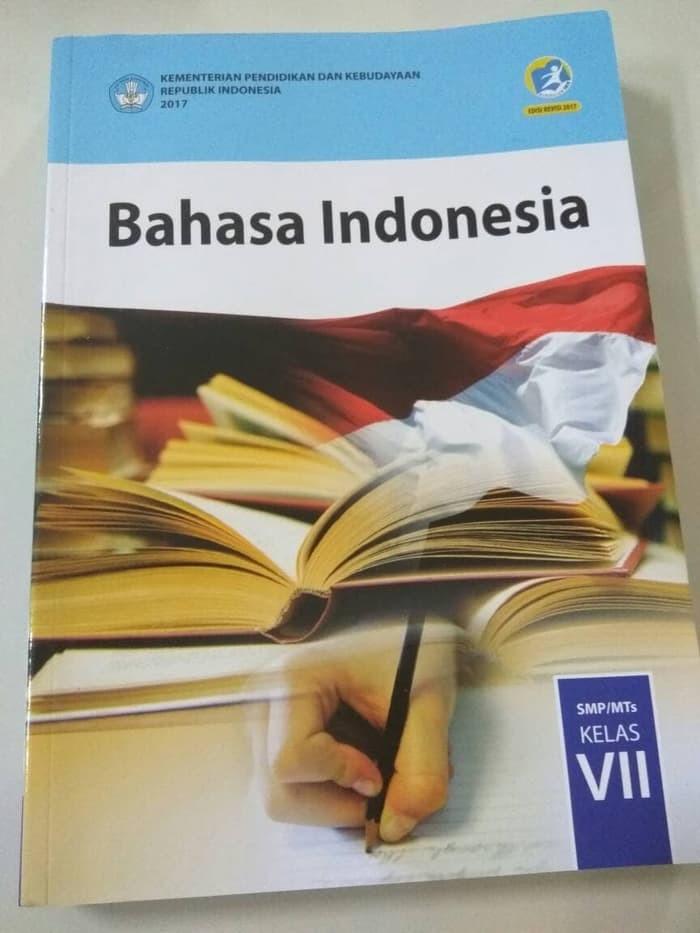 Buku Smp Kelas 1 Bahasa Indonesia Kelas 7 SMP Revisi 2017 (VII SMP)