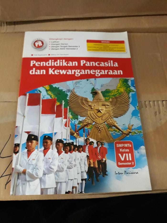 Jual Buku Smp Kelas 2 Buku Pr Pkn Kelas 7 Semester 2 Jakarta Pusat Murah Buku Jkt Tokopedia