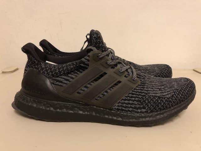 31875da790ef0 Jual Adidas Ultra Boost 3.0 Black Silver US 12 - DKI Jakarta - RSMY ...