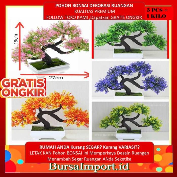 Jual 1Kg 10PC BONSAI Meja Bonsai Plastik Bonsai Artifisial pohon ... 269d3282b3