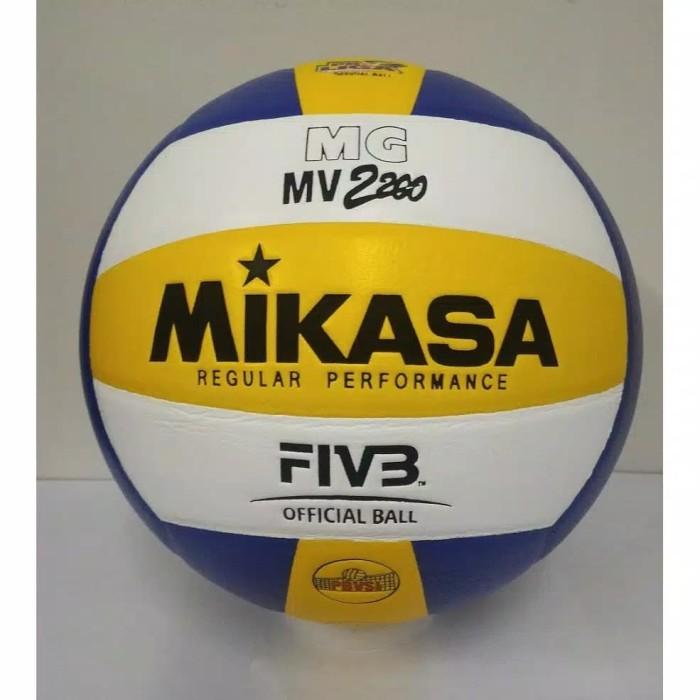 Bola Voli / Volley Mikasa MV 2200 100% ORI