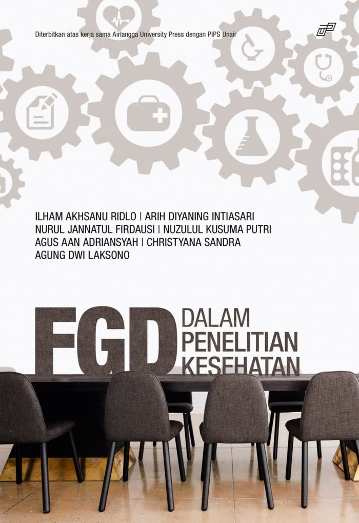 Foto Produk FGD dalam Penelitian Kesehatan dari Public Health Store