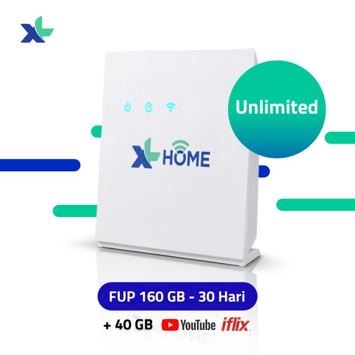 Jual Xl Home Unlimited Jakarta Utara Xl Axiata Tokopedia