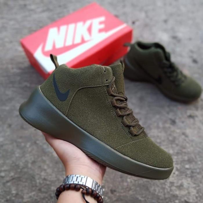 Jual sepatu nike airmax boot high army forman NK 01 - Army a48d642a7b