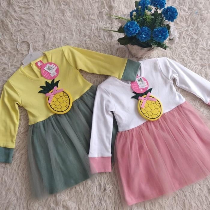 Dress Tutu Petite Bear Nanas