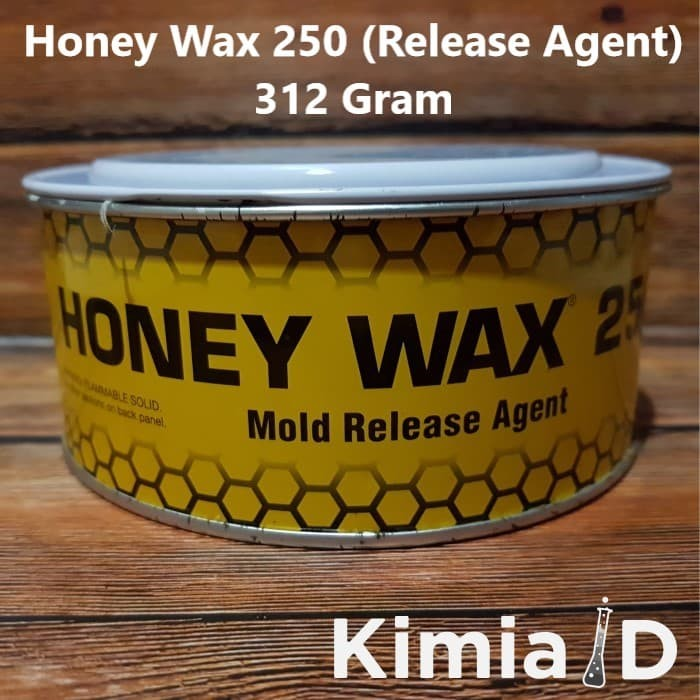 Honey Wax 250 - 312 Gram - Resin Anti Lengket - Mold Release Agent