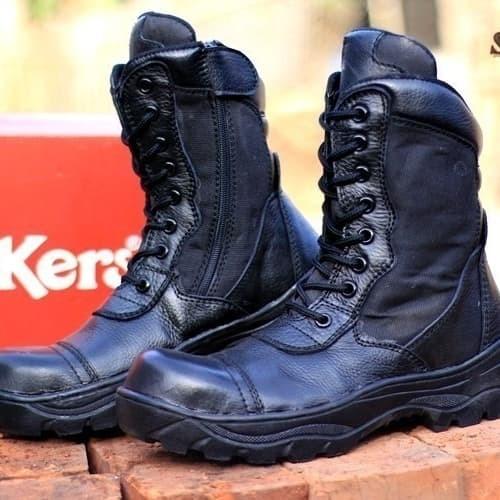 ... harga Sepatu boots pria kickers delta force safety murah meriah  Tokopedia.com 91444cf1ae