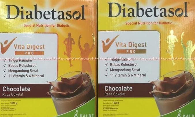 Info Susu Diabetasol Travelbon.com