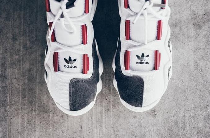 low priced 364ce ebada Adidas Consortium Twinstrike Adv - WhiteBlackCore Red