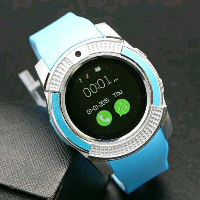 New Hp Handphone Jam Tangan Anak Smart Watch / Smartwatch / Samsung