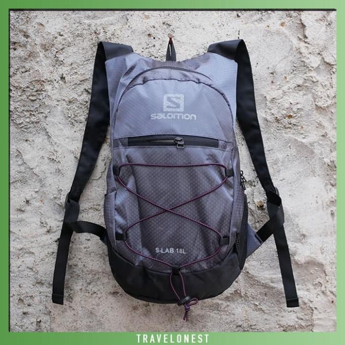 Jual Tas Ransel Lipat Salomon - Ultralight Backpack - Sepeda Gunung ... 89c867dfab