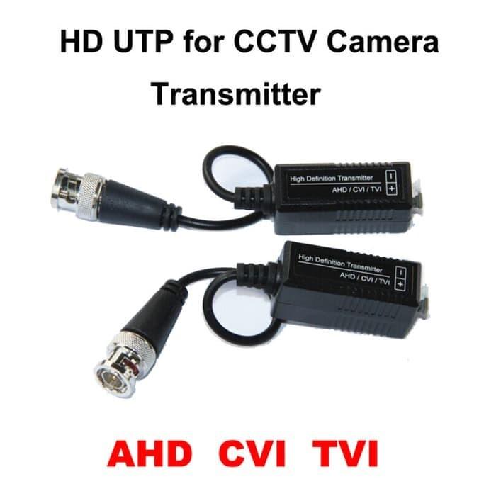 Jual Video Ballun Kabel UTP Camera CCTV AHD, TVI dan CVI Anti Interference  - DKI Jakarta - GlobeVision CCTV   Tokopedia